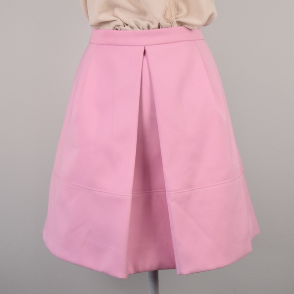 J. Crew Dresses & Skirts - J.Crew Pink Fit and Flare Pink Skater Skirt